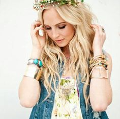 Candice Accola Flowers