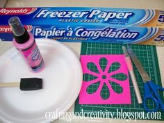 cool freezer paper designs for shirts