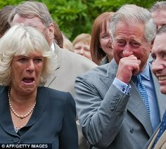 Camilla-rious! How the Duchess of Cornwall captured the hearts of the nation at last | Mail Online