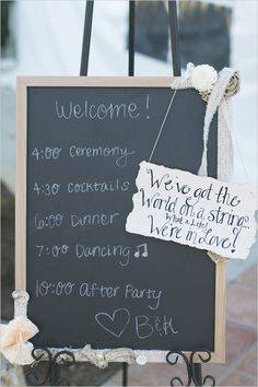 cronograma do casamento