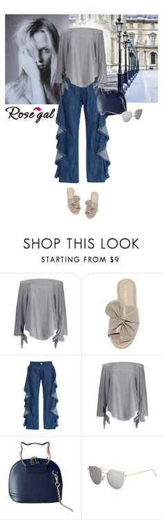 """""""rosegal"""" by saramoreira ❤ liked on Polyvore featuring Kaanas"""