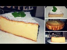 SERNIK Z MLEKIEM SKONDENSOWANYM - TYLKO 4 SKŁADNIKI/ SERNIK Z MOKOTOWA - YouTube Cheesecake, Pudding, Youtube, Food, Recipes, Bakken, Cheesecakes, Custard Pudding, Essen