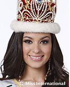 Miss International 2009: Mexico - Anagabriela Espinoza