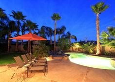 Other La Quinta Properties Vacation Rental - VRBO 152483 - 4 BR La Quinta House in CA, 'Mosaic' Huge Resort-Style Yard, Private Saltwater Pool & Spa, Ping Pong