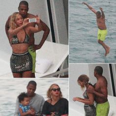 beyonce and jay-z and blue - lol pic Beyonce Fans, Beyonce Style, Beyonce And Jay Z, Beyonce 2013, Jay Z Blue, Beyonce Makeup, Blue Ivy Carter, Carter Family, Trinidad James