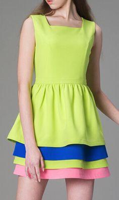 summer casual mini dress
