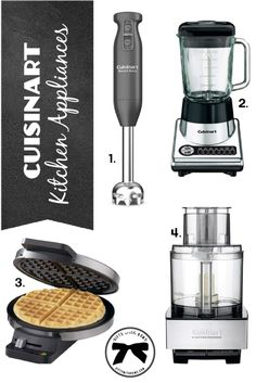 Cuisinart :: Kitchen Appliances :: as featured on Gifts with Bows #giftswithbows #GWB