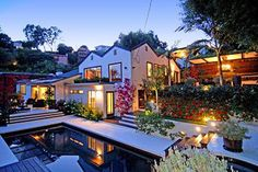 Hollywood Hills Compound w/Pool