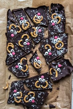 rentier-schokolade Homemade Marshmallows, Christmas Sweets, Sugar, Candy, Cookies, Desserts, Blog, Noel, Cozy Christmas