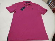 Men's Polo Ralph Lauren short sleeve shirt S 0490625 sp clsscs Golf Pro Fit  #PoloRalphLauren #Polo