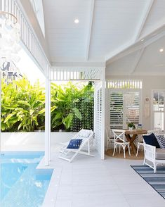 Having a pool sounds awesome especially if you are working with the best backyard pool landscaping ideas there is. How you design a proper backyard with a pool matters. Pool House Designs, Backyard Pool Designs, Swimming Pools Backyard, Fun Backyard, Lap Pools, Indoor Pools, Outdoor Rooms, Outdoor Living, Indoor Outdoor