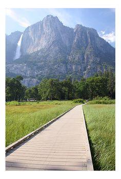 A path to heaven?, California, United States