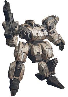 Blizzaia L (Front Mission)