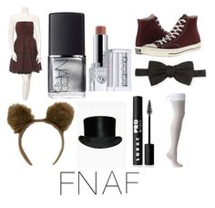 """Five nights at freddy's - Freddy costume"" by shereen-roman on Polyvore"