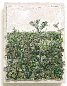 Takako Hirai, Istinto, 2011 When artists do mosaics, it's truly inspiring