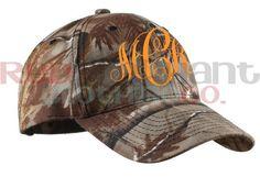 SALE MONOGRAMMED Baseball Hat, Monogram Baseball Cap, Personalized Baseball Hat, Monogrammed Bridesmaid Gift, Monogram Camo, Camouflage Hat on Etsy, $16.00