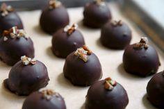 NYT Cooking: Pecan Pie Truffles
