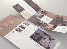 Folder de vendas para o empreendimento Americas Avenue