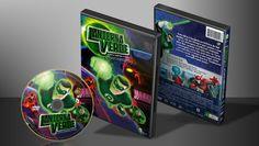 Lanterna Verde - A Luta Contra O Mal - Capa | VITRINE - Galeria De Capas - Designer Covers Custom | Capas & Labels Customizados
