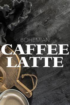 Latte, Bohemian, Boho