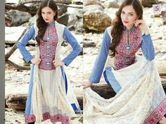 Colorful Summer Wear Lawn Collection Vol-3 By Shaista From 2014 -  WFwomen wfwomen
