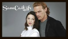 Outlander: Sam and Cait -- *NEW* Article in Los Angeles Magazine (HQ Digital Scans)