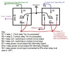 6 pin flasher relay wiring diagram google search automobileadding \