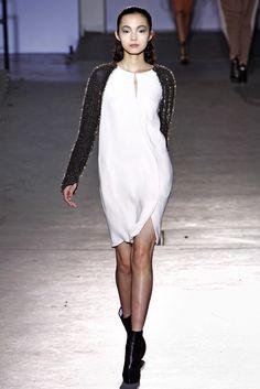 3.1 Phillip Lim Fall 2011 Ready-to-Wear Fashion Show - Xiao Wen Ju