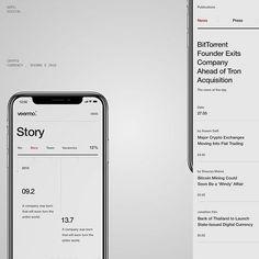 Mobile Design Web Design Inspiration for ABDZ new design Minimal Web Design, Design Web, Flat Design, Design Page, Website Design, App Ui Design, Interface Design, Best App Design, Mobile App Design