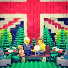 "LEGO on Facebook: "" ""A huge LEGO congratulations to the Royal couple on the…"