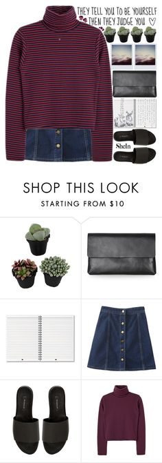 """""""THANK YOU FOR 80K FOLLOWERS!! ILY (〃´∀`)"""" by alienbabs ❤ liked on Polyvore featuring Topshop, NewbarK, clean, organized and shein"""