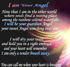 ♥ - Via Facebook...I Miss Those Close To Me Who Are Now In Heaven As Beautiful Angels
