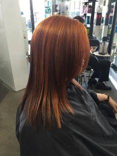 1000 Images About Colour Copper Hair On Pinterest
