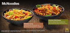 McDonald's Austria - McNoodles #mcdonalds #mcnoodles