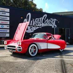 Another sick #Classiccar pumped out here at #WestCoastCustoms. Show it some love!