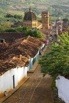 En el Pueblito más lindo de Colombia