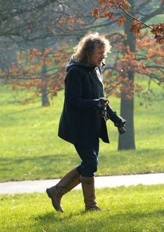 Robert Plant, London