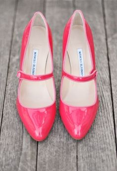 Mary jane Manolo blaniks - I thought these were an urban shoe myth!