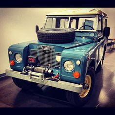 #LandRover 1972 LR77 II - wonderful.