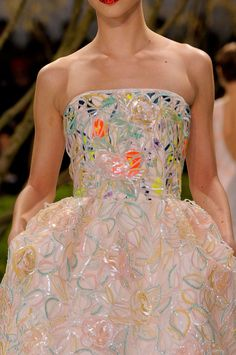 Christian Dior at Couture Spring 2013 - Details Runway Photos