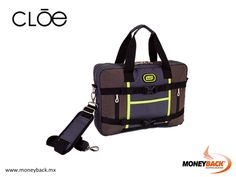 MONEYBACK MEXICO. This school bag with neon accents and front protection, made of highly resistant material, has quality materials for comfortable use. It is from CLOE, a business affiliated to our tax refund service for foreign tourists traveling in Mexico! #moneyback www.moneyback.mx