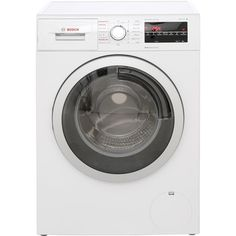You want super clean clothes? And dry and soft? With the washer dryer by German quality brand BOSCH you can have both in one!