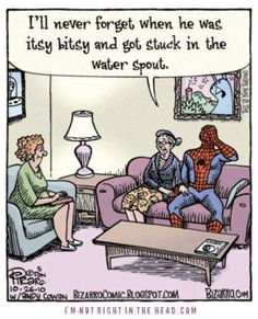 Spidey & Aunt May