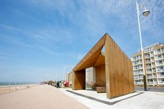 Millimetre. Bexhill Shelters.
