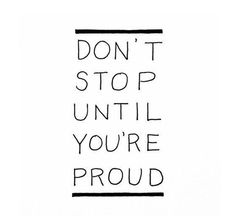 Monday Motivation: Be Proud of Yourself - That Girl Shelley