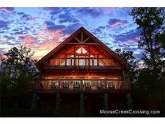 The laughing Salamander Cabin, Moose Creek Crossing. Smokey Mountain Cabins, Mountain View, Cabin Rentals, Vacation Ideas, Game Room, Wander, Moose, Lust, Laughing
