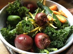 It Is Not Too Late To Grow Veggies for Juicing