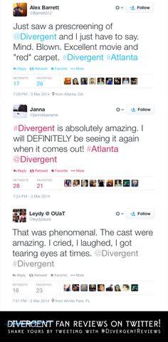 Divergent !!!
