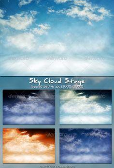 Sky Cloud Stage