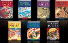 Everyone in their lifetime should read the Harry Potter series. Whether adult or child everyone will find enjoyment out of reading this series. It has something for everyone and once you start you will be unable to put the books down! Anne Rice, Book Series, Book 1, Marion Zimmer Bradley, Good Books, Books To Read, Amazing Books, Harry Potter Book Covers, Harry Potter Jk Rowling